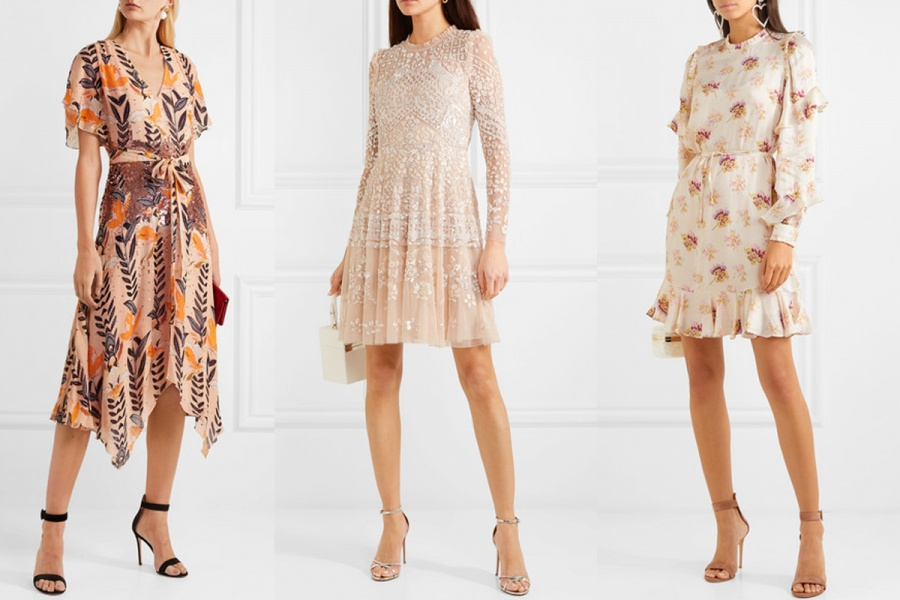 dresses to wear to a wedding and perfect wedding clothes