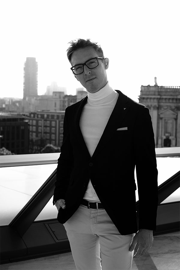 Men's Personal Stylist London