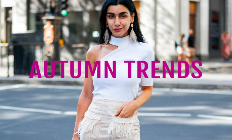 Autumn Winter 2019 Fashion Trends