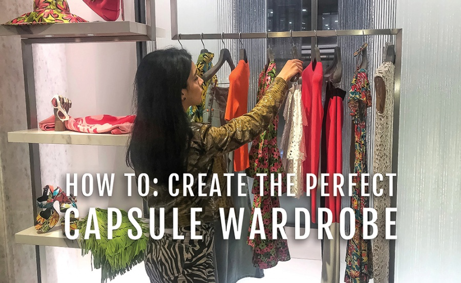 How To Create The Perfect Capsule Wardrobe?