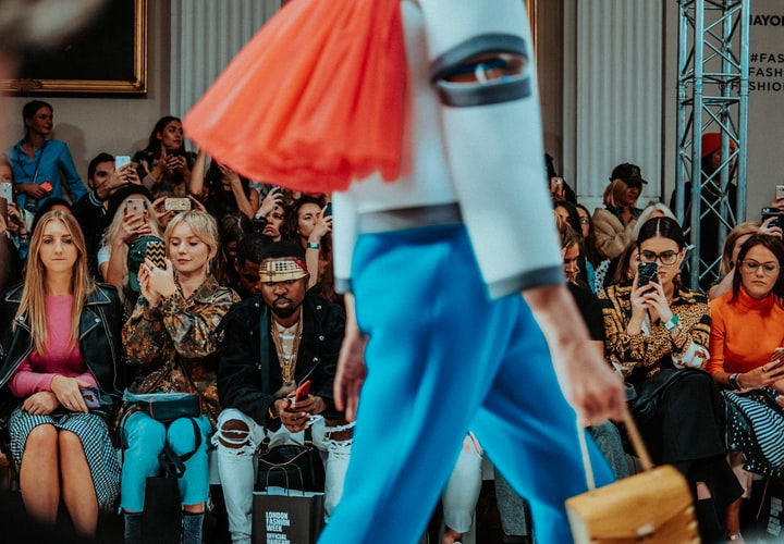 London Fashion Week Mens 2020 Personal Stylist Deni Kiro