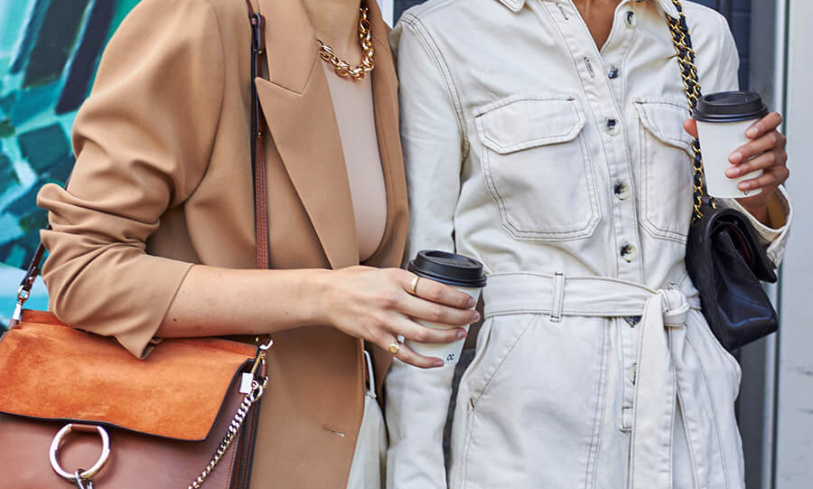 Online Fashion Masterclass: How To Wear Tone-On-Tone Colours