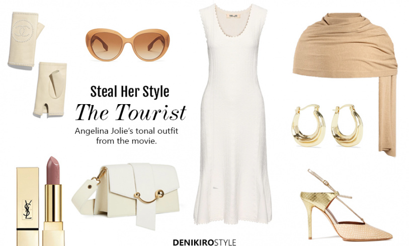 Steal Her Style: The Movie Inspired Head-To-Toe Neutral Outfits We Love