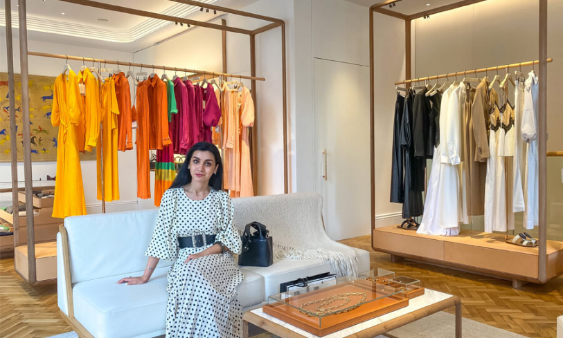 Personal Styling At Gabriela Hearst