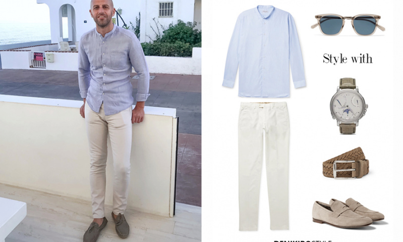 Men's Summer Staples To Keep You On Trends