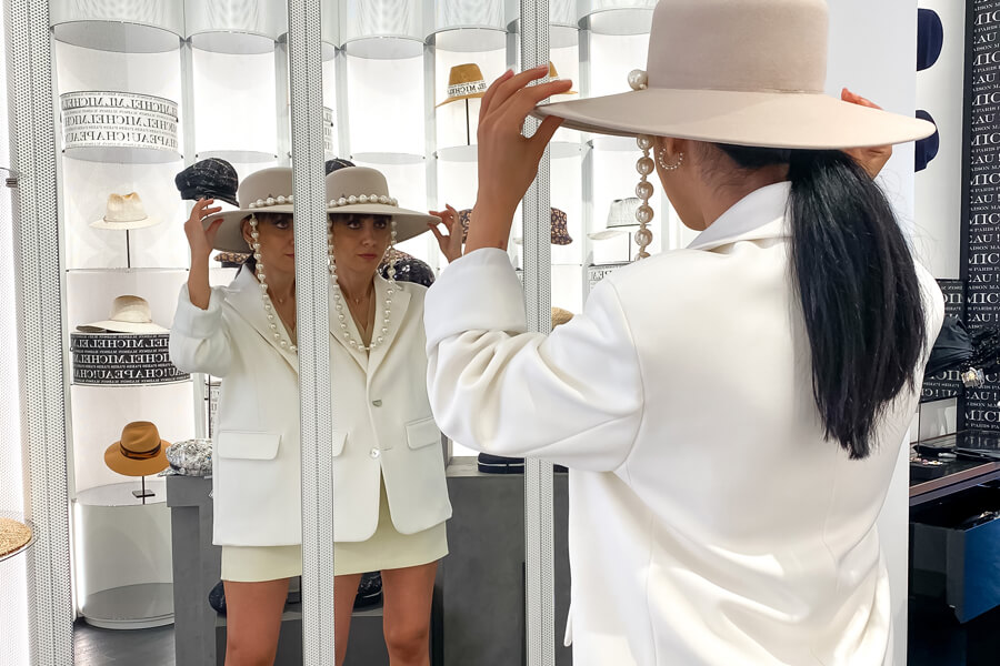 Maison Michel: How To Choose The Perfect Hat