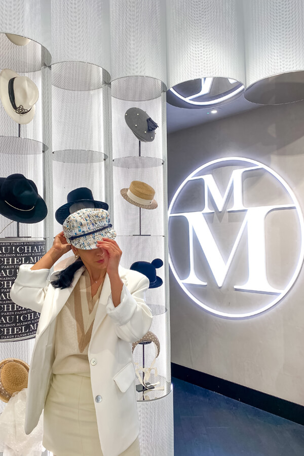 Personal Stylist UK Deni Kiro on how to choose the perfect hat