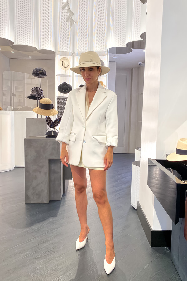 Image Consultant UK Deni Kiro on how to choose the perfect hat