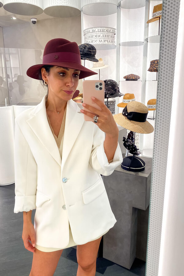 Personal Stylist London Deni Kiro on how to choose the perfect hat