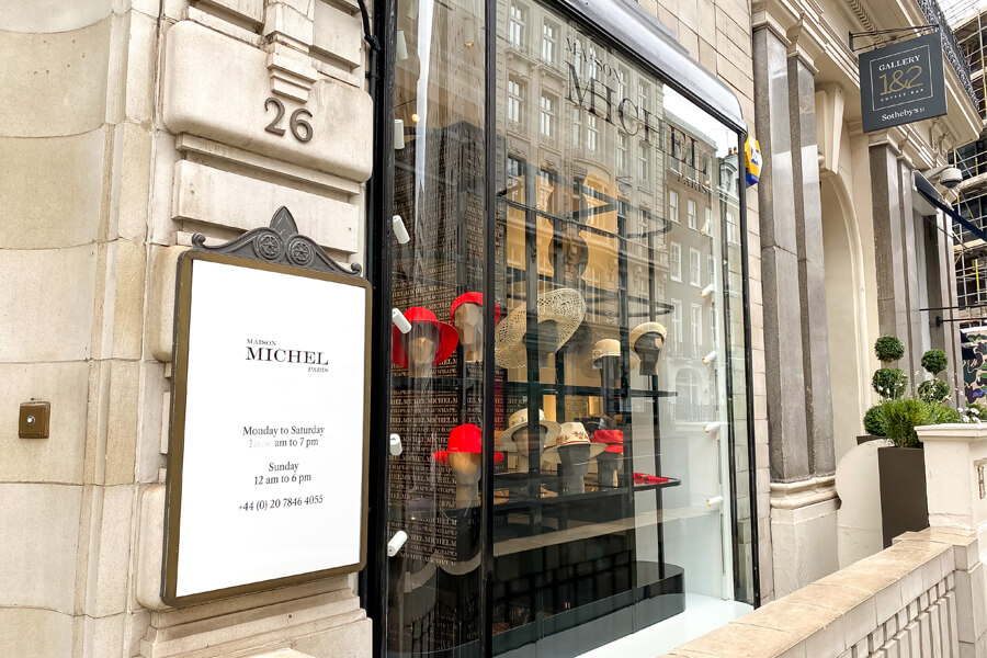 How To Choose The Perfect Hat at Maison Michel
