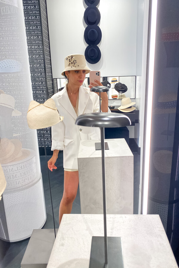 Top stylist London Deni Kiro on how to choose the perfect hat