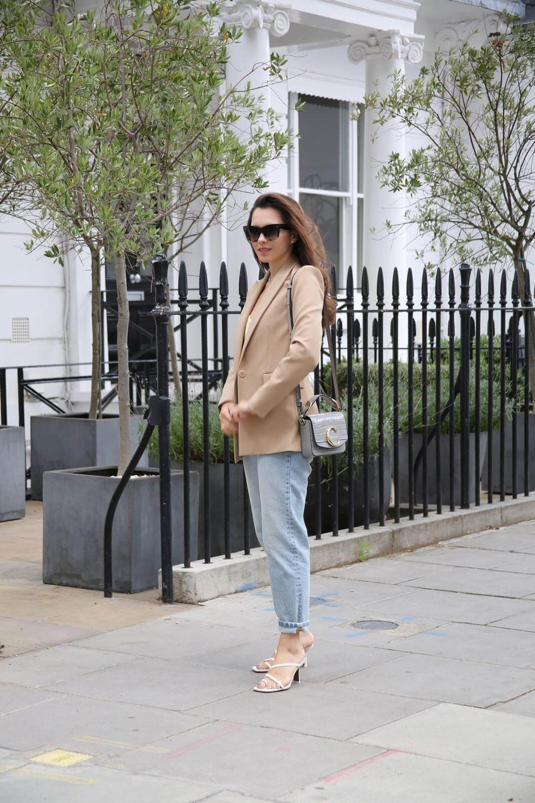 Vlada's wardrobe styling experience with Personal Stylist from London Deni Kiro