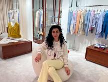 Barrie Boutique London: Autumn Winter Cashmere Collection
